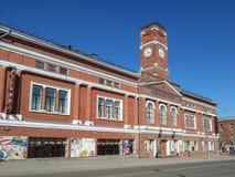Sala Theatre w Cherepovets obraz stock