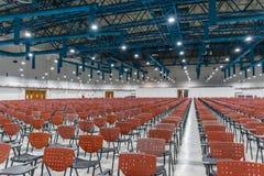 A sala vazia do exame para o exame dos adultos aponta Imagens de Stock