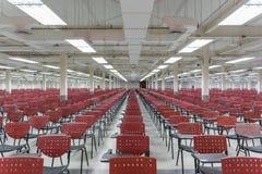 A sala vazia do exame para o exame dos adultos aponta Imagem de Stock