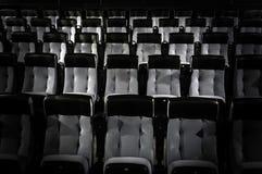 Sala vuota nel cinema Fotografia Stock Libera da Diritti