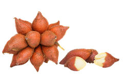 Sala or Zalacca, sweet and sour fruit from Asia Royalty Free Stock Photography
