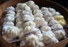 Salabao o gnocchi cinesi Immagine Stock