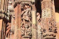 Salabhanjika, Rajarani-Tempel, Bhubaneswar Royalty-vrije Stock Afbeelding