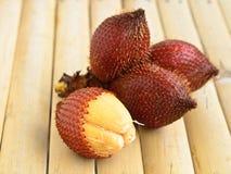 Salacca Frucht Lizenzfreie Stockbilder