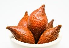 Salacca, geschmackvolle Frucht Stockbilder