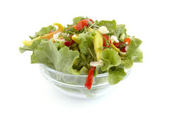 Salad 1 Royalty Free Stock Images