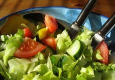 Salad. A fresh salad Stock Photos