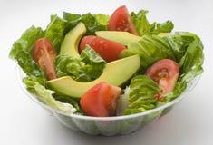 Salad. Delicious fresh salad low calorie vejetales Royalty Free Stock Photos
