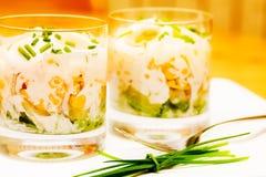 Salad 2 Stock Image