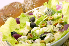 The Salad Stock Images
