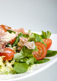 Salad. Ready to use for a menu picture of fresh salad Royalty Free Stock Photography