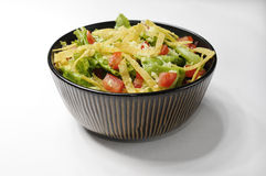 Salad. Health and delicious fresh salad Stock Photography