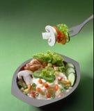 The salad Stock Photos