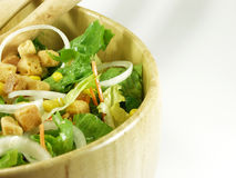 Salad. Close up of a bowl of salad stock photo
