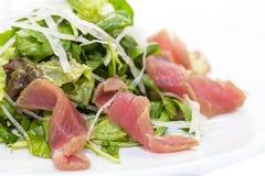 Salad And Fish Roe Royalty Free Stock Photo