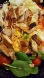 Salad Art Stock Photos