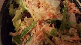 Salad Art Royalty Free Stock Photography