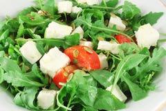 Salad with arugula Stock Photos