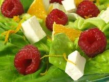 Salad, background Stock Photography