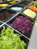 Salad Bar Royalty Free Stock Photo