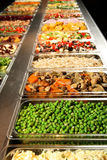 Salad Bar Stock Image