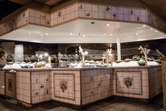 Salad Bar Stock Image