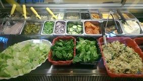 Salad Bar Stock Photos