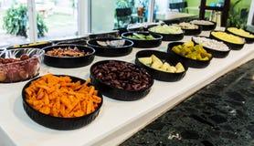 Salad bar Stock Photography