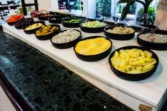 Salad bar Royalty Free Stock Images