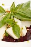 Salad with beet Royalty Free Stock Photos