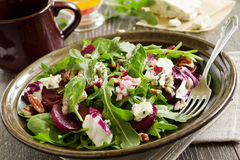 Salad with beet, Stock Photo