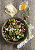 Salad with beet, Stock Photos