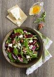 Salad with beet, Stock Photos