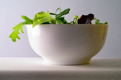 Salad in bowl (2) Royalty Free Stock Image