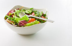 Salad Bowl Royalty Free Stock Photos