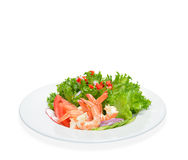 Salad bowl Royalty Free Stock Photography