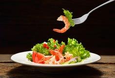 Salad bowl Stock Photos