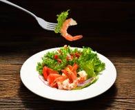 Salad bowl Royalty Free Stock Photos