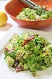 Salad bowl vertical Royalty Free Stock Photos