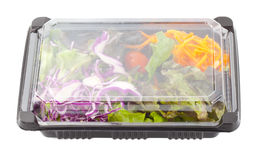 Salad Box Royalty Free Stock Photos