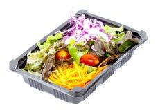 Salad Box Stock Photography