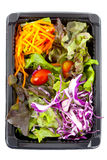 Salad Box Royalty Free Stock Images