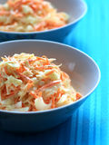 Salad with cabbage Stock Images