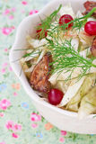 Salad from cabbage Royalty Free Stock Photo