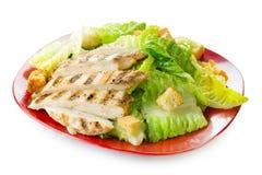Salad Caesar Stock Image