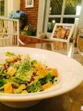 Salad. Caesar Salad vegetable healthy lowfat Royalty Free Stock Photography