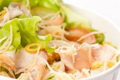 Salad caeser Stock Photos