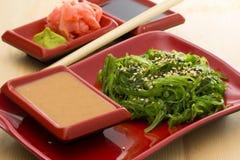 Salad chuka Stock Images
