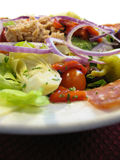 Salad close up Royalty Free Stock Photos