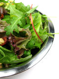 Salad close-up Stock Photos